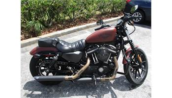 2017 USED XL883N - SPORTSTER IRON