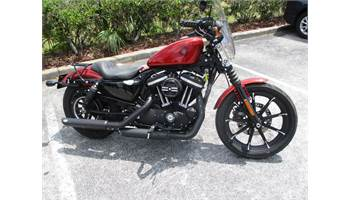 2019 USED XL883N - SPORTSTER - IRON