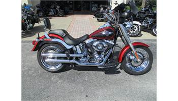 2013 USED FAT BOY - FLSTF