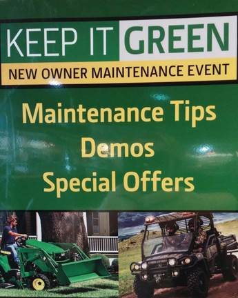 Keep It Green: Event