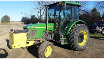 2007 5420 Utility Tractor
