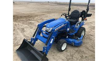 2019 Workmaster™ 25S Sub-Compact WM25S + 100LC LDR + 905GBL BH