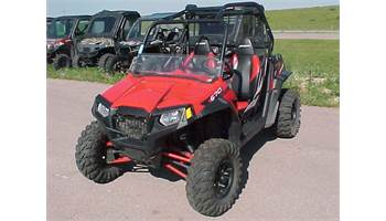 2017 570 RZRs with Power Steering