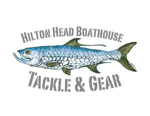 Boathouse tackle  gear logo