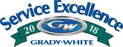 Grady White Service Excellence 2018 HH Boathouse Hilton Head SC