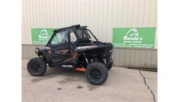 2014 RZR® XP 1000 EPS - Matte Nuclear Sunset LE