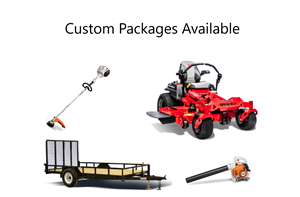 Gravely HD Mower Package