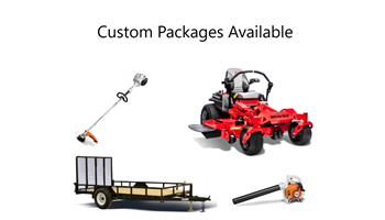2019 Gravely HD Mower Package