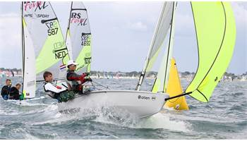2018 RS Sailing Feva