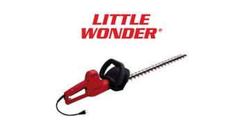 Electric Hedge Trimmer Double Edge 2420