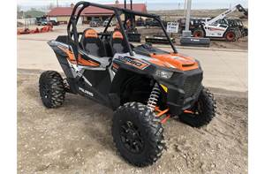 RZR XP® Turbo EPS - Ghost Gray
