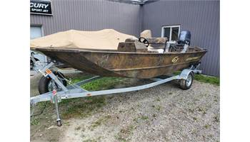 2020 Gator Tough 17 CCJ (Jet Tunnel Hull) WITH 90/65