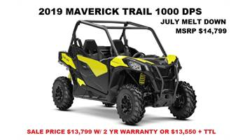 2019 Maverick Trail 1000 DPS