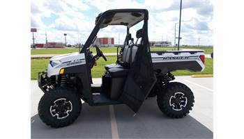 2019 RANGER XP® 1000 EPS Ride Command® Upfitter Edition - Pearl White