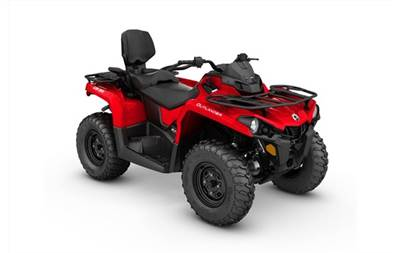Red Example ATV