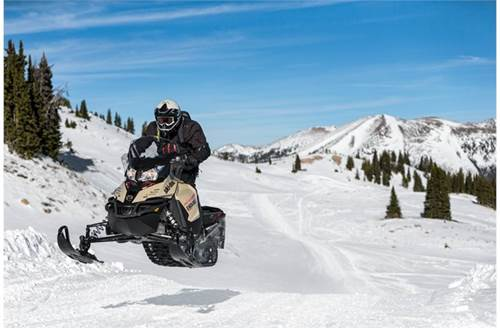 Ski Doo Image Yellowstone
