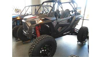 2019 RZR XP® Turbo S - Titanium Metallic
