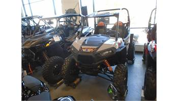 2019 RZR® S 900 EPS - Ghost Gray