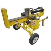 Towable Gas Log Splitter