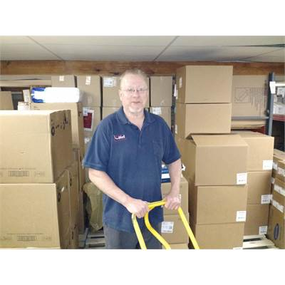 Dave - Warehouse Assistant/Service Technician