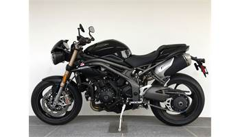 2019 Speed Triple S - DEMO - $2350.00 Triumph Accessory Gift Certificate!