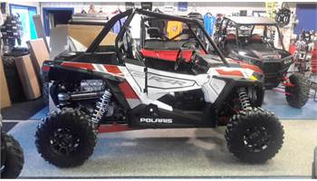 2019 RZR XP® Turbo - White Pearl