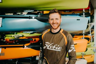 2019 Hobie Team Picture
