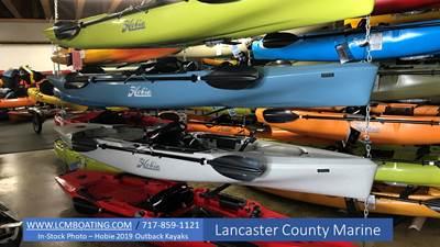 Hobie Kayaks Winter Demo Promo Lancaster County Marine