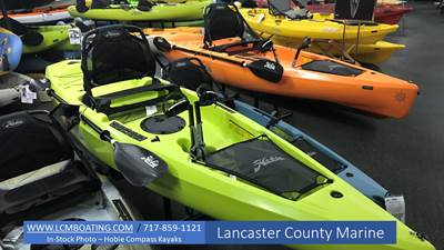 Hobie Compass Kayaks Display 2
