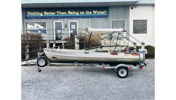 16' Fishing Boat