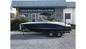 2019 H2O 21 Sport w/Tower