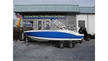 2019 H2O 21 Sport Outboard w/Tower