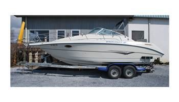 1998 2513 Aft Offshore Cabin Cruiser