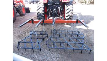 "2018 Farm King 100"" Drag Harrow"