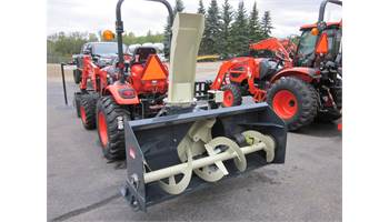 "2018 Farm King 60"" Snowblower with Electric Spout Rotator"