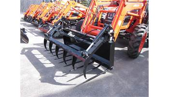 "2018 HLA 72"" Manure Fork with 66"" Grapple"