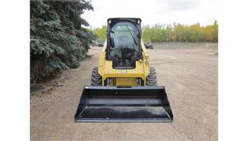 "2018 HLA 72"" Low Profile Skidsteer Bucket"