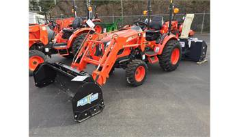 "2018 HLA Snow 1500 Series 66"" Snow Pusher"