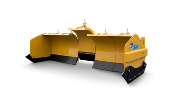 2018 HLA Razor Snow Pusher 4500 Series