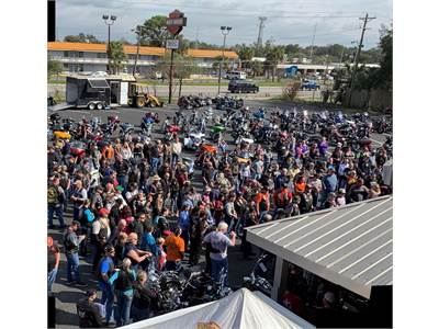 Blessing of the Bikes 2019