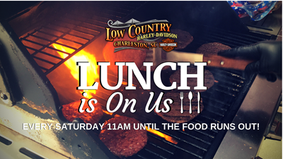 Free Lunch Facebook Event