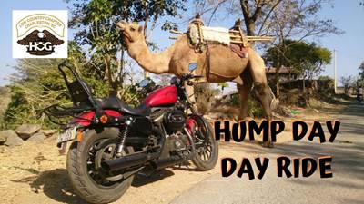 HUMP DAY DAY RIDE