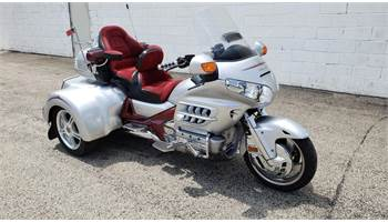 2007 GOLDWING ROADSMITH TRIKE CONVERSION