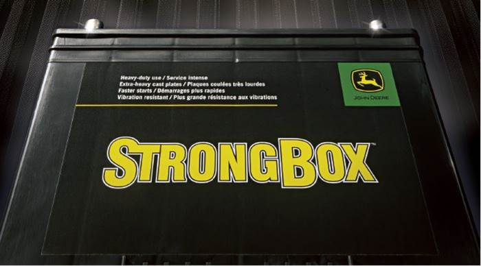 Strongbox Battery
