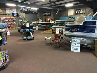 Athens Marine New and Used Boats
