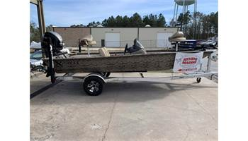 2019 XP180 Bass Boat