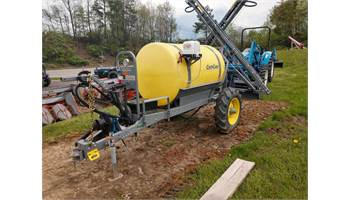 400 Gal Trailer sprayer