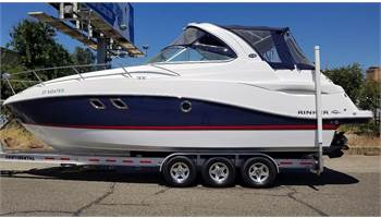 2013 Express Cruiser 310 W/Trailer
