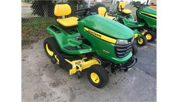 2006 X324 Tractor