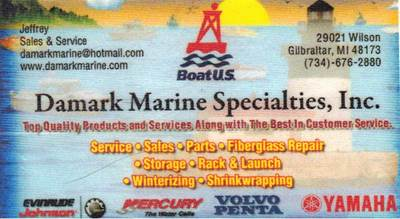 damark marine card